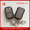 Doorhan remote/transmitter 433.92mhz frequency remote control garage door opener hot sell free shipping  12V 27A