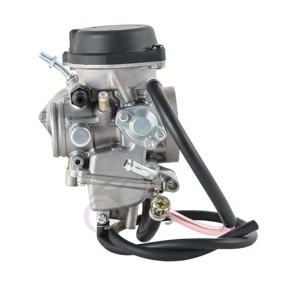 Carburador de alumínio carb para yamaha raptor