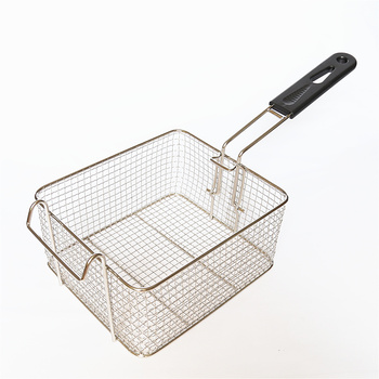 Barbecue car frying pan scamper box scamper 81 net square fried box fried fry net fried chicken box Barbecue tools image