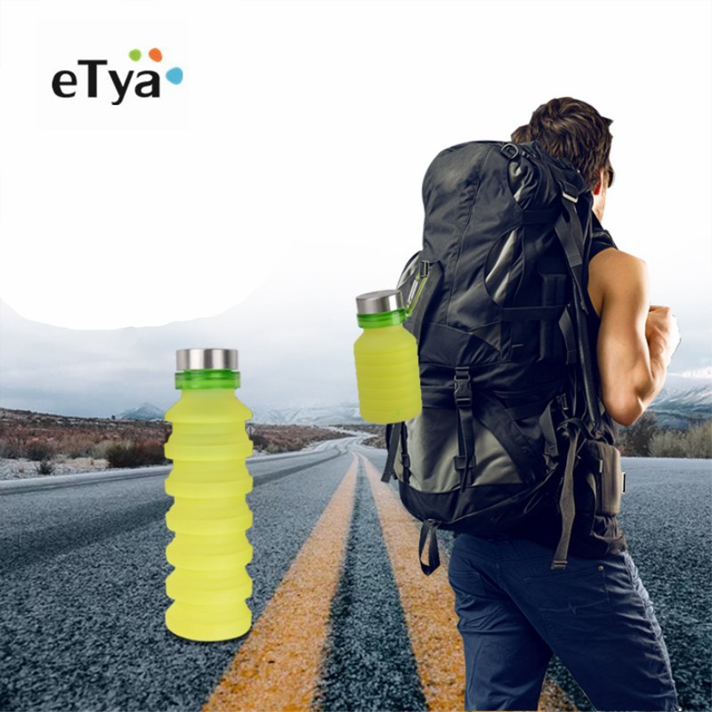 55f630d7391c Wholesale Collapsible Water Bottle 550ml Gallery - Buy Low Price ...