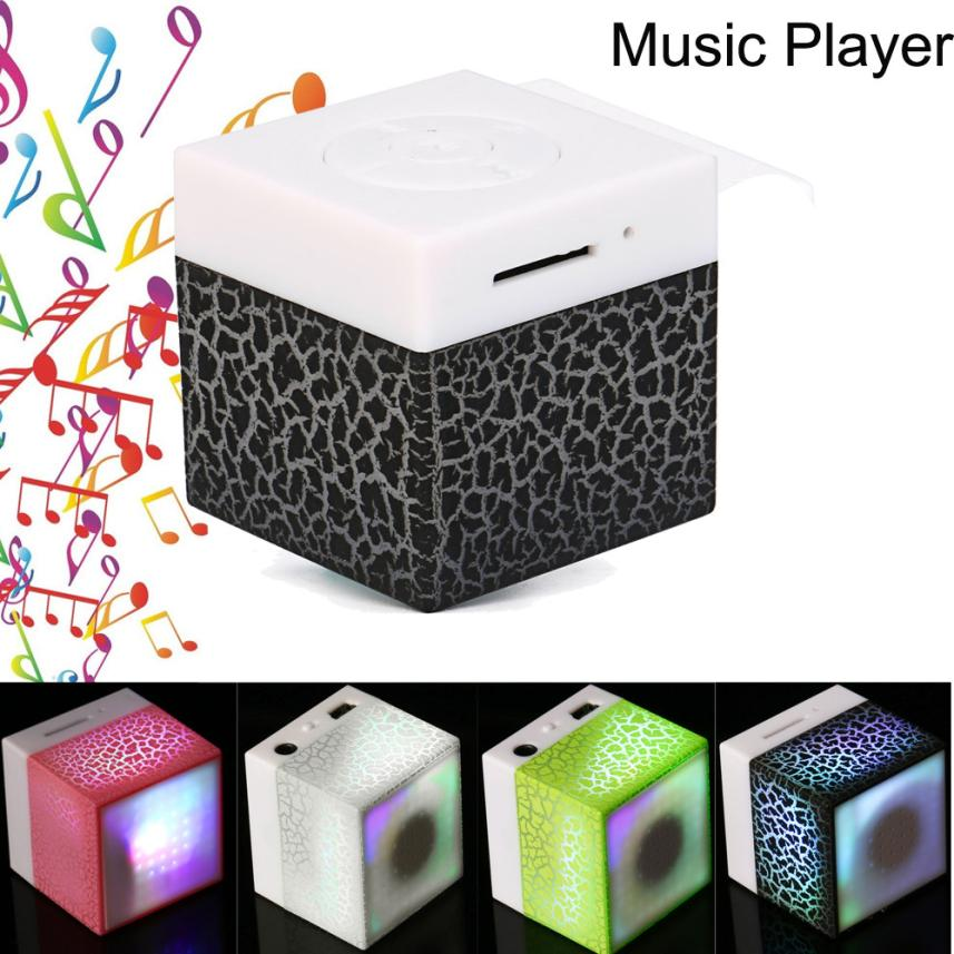 Portable Mini Stereo Bass TF Card Mini MP3 Music Player Wireless Speaker Micro USB Mini Stereo Super Z1030 DROPSHIP