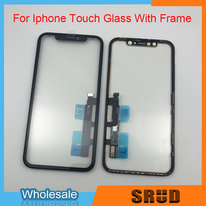 Image 2 - LCD Touch Screen Digitizer Glass Panel For iPhone XR 11 With Frame No OCA