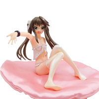 Japan Anime IS Infinite Stratos Lingyin Huang 1/8 Schaal PVC Action Figure Speelgoed Droom Tech Lingerie Sexy Meisje Poppen 10 cm