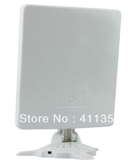 free shipping New High-power 9000WN Clipper B/G/N USB 98DBI WiFi Wireless Network Adapter and gift