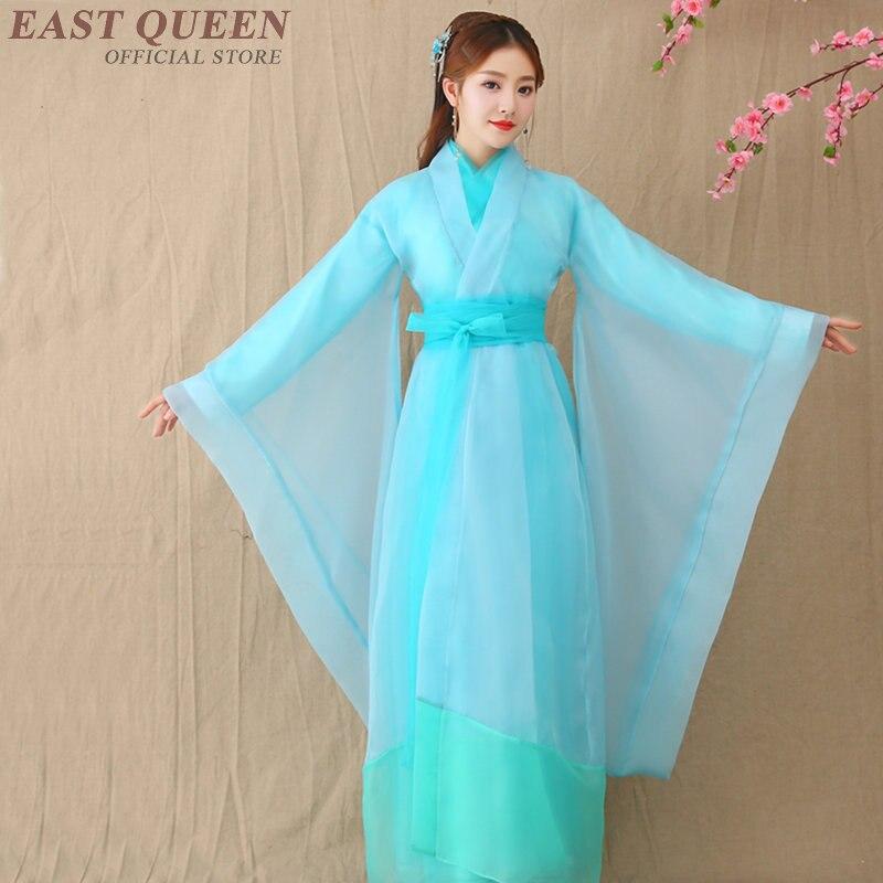 Ancien costume chinois costume de la dynastie tang danse folklorique chinoise femmes costumes de danse chinoise AA3235 Y