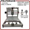 CNC 26 32cm Support Laser Engrave GRBL Diy Mini CNC Machine Carving Machine 3Axis Pcb Milling