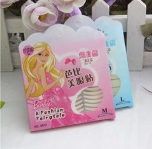 Slim Adhesive Invisibility Double Eyelid Tape Sticker 192pcs/pack