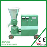 11KW KL230C Feed Wood Pellet Mill Pellet Press With Star delta Starting