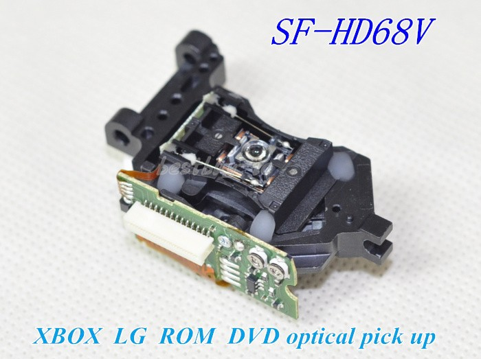 Optical Pick Up SF-HD68V , DVD ROM Laser Head SF-HD68 SFHD68V DVD Laser Head