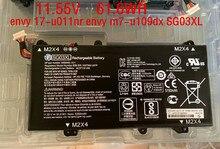 11,55 V 61.6Wh SG03XL Аккумулятор для ноутбука HP envy 17-u011nr 17t-u000 m7-u109dx ноутбук