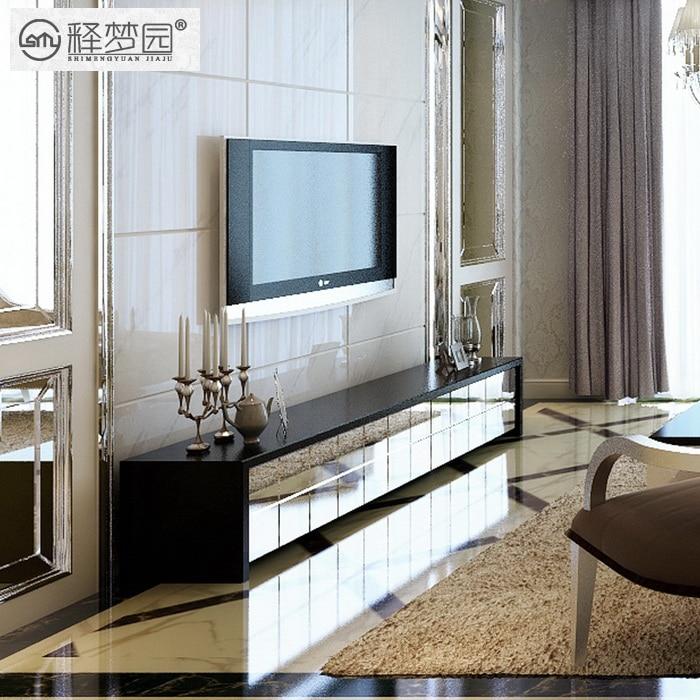 Tv Audio Meubel.Interpretation Of Dreams Park Mirror Tv Cabinet Audio Visual