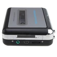 CES-USB Portable Cassette à MP3 Converter Bande-à-mp3 Lecteur avec Casque