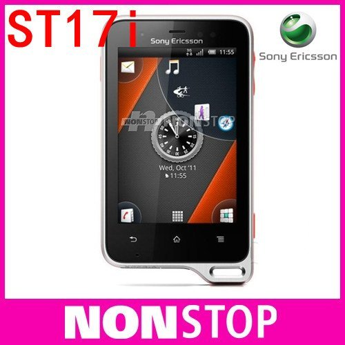ST17 Original Sony Xperia active ST17i Sony Ericsson ST17a  Android OS WIFI  A-GPS 5MP