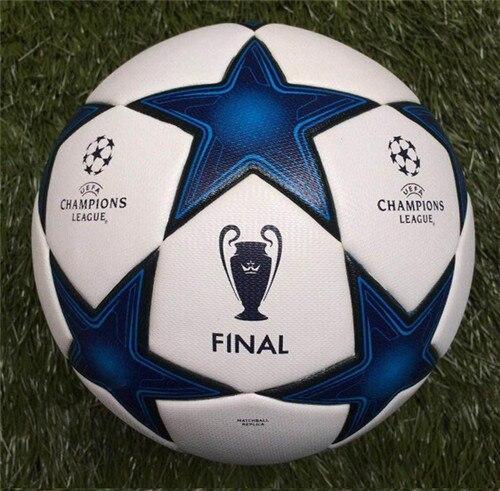 d24069a0d653c Football Balls Soccer Size 5 Champion League Ball Final Berlin Soccer Ball  High Quality Football PU
