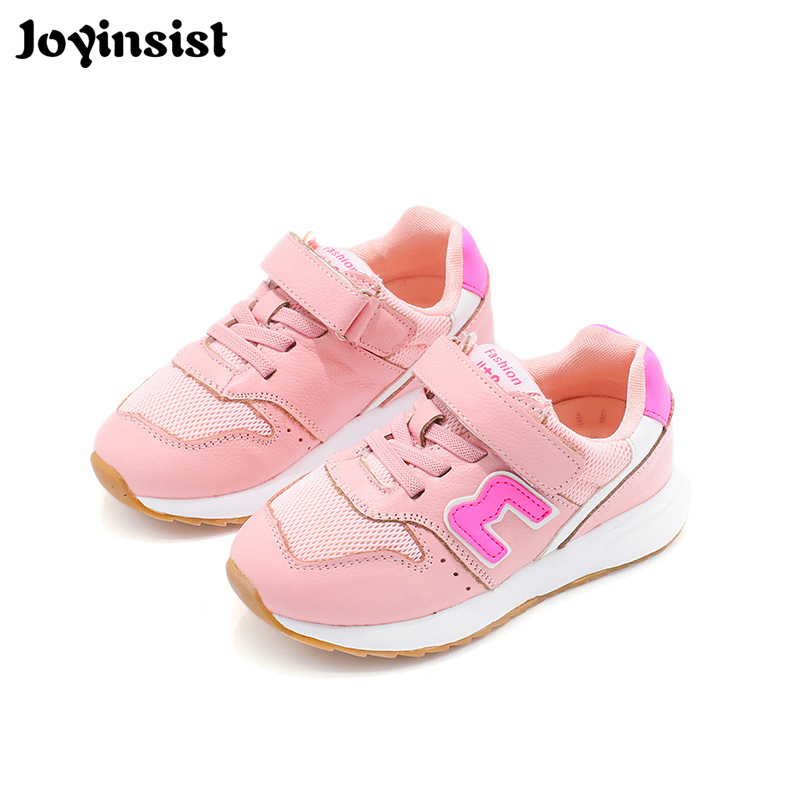 2018 new spring Korean childrens shoes mesh breathable boy casual shoes primary school childrens shoes white shoes