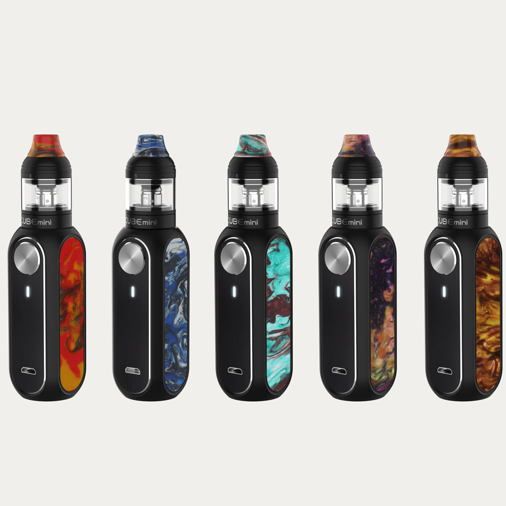 Original OBS CubeMini Resin Kit With 1500mAh Battery MTL SubTank Atomizer Safe And Portable Electronic Cigarette