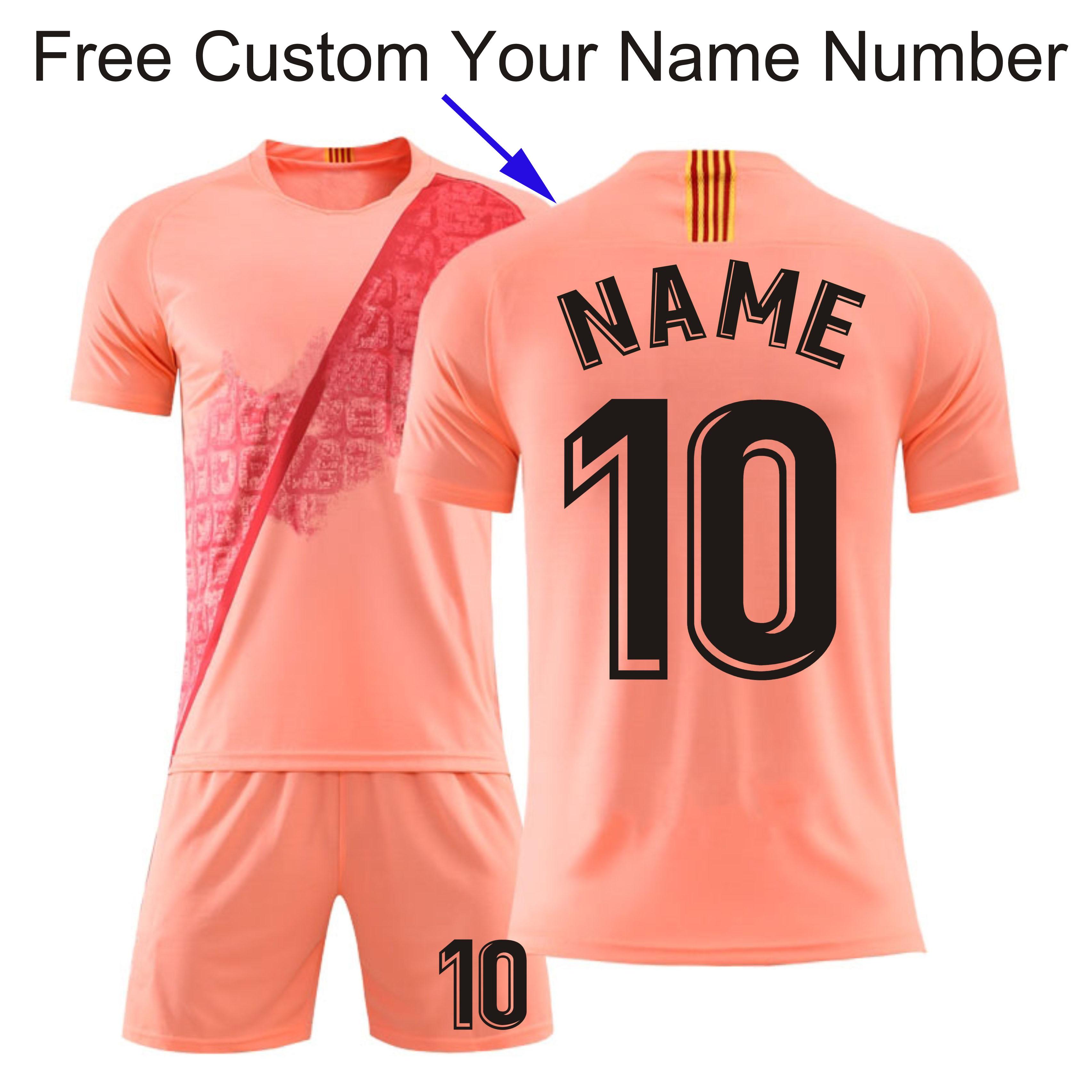 502180b49 18/19 Men & Kid 3# 10# 22# Jersey Soccer (No Badge), Futbol Kits , Youth  Uniforms Team Football, Short Sleeve Football Tracksuit ~ Best Seller July  2019
