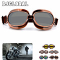 Fashion 2016 high quality Brand New cool Retro Harley motorcycle helmet goggles UV Protection Eyewear lens goggles