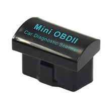 Black Colour Car Scan Tool V2.1 ELM327 OBD2 II Bluetooth Auto Car Diagnostic Interface Scanner Tool EVM