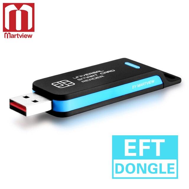 Martview Mới EFT Dongle EFT Chìa Khóa để Mở Khóa và Sửa Chữa Điện Thoại Thông Minh