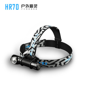 IMALENT HR70 CREE XHP70 3000 Lumens Magnetically USB Charged LED Headlamp