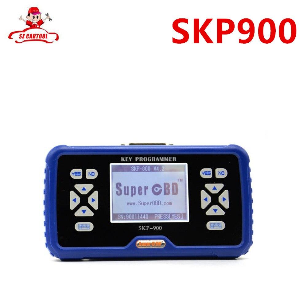 SuperOBD SKP-900 OBD2 Key Programmer V4.2 SKP900 Key Programmer SKP 900 SKP900 Auto Key Programmer Support Almost All Cars