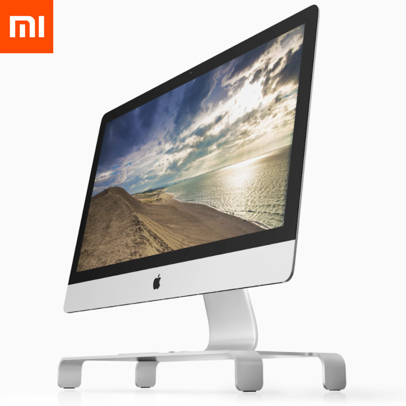 Authentic Xiaomi Mijia iQunix Computer Phone Holder PC Laptop Mount Notebook Desk Stand Aluminium Monitor TV Stand HOT