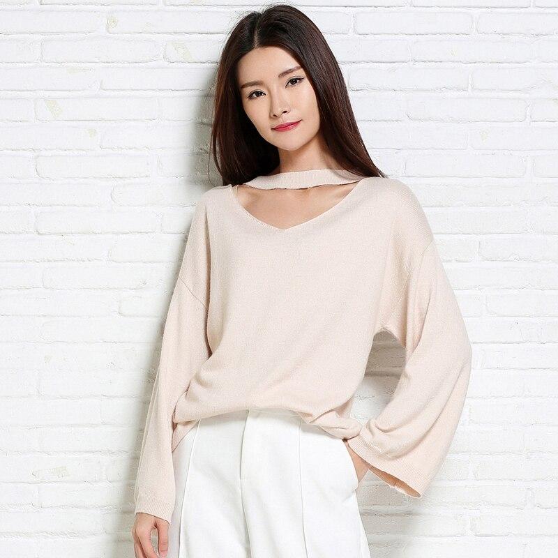 adohon 2018 Womens Winter Cashmere Pullover und Tante Mun Frauen - Damenbekleidung - Foto 1
