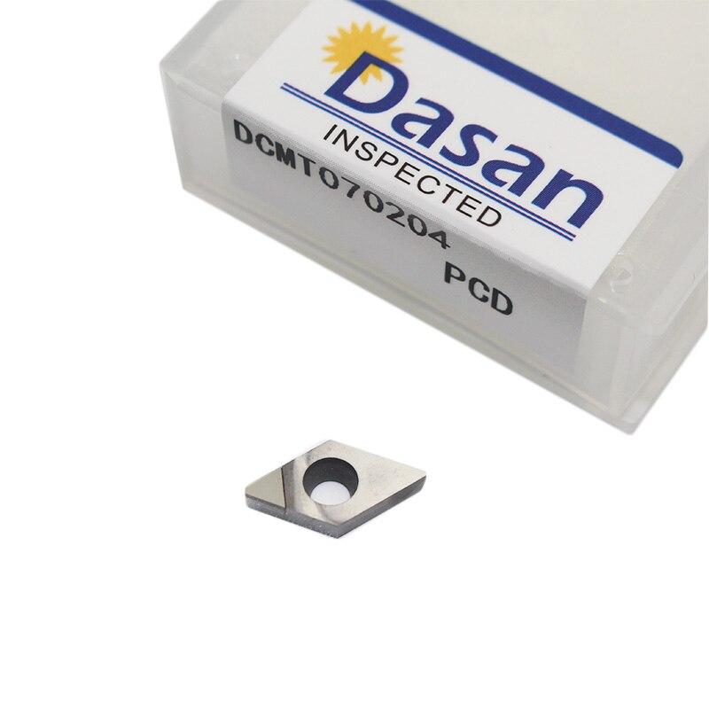 PCD 2pcs  MGMN300 PCD  Used for Aluminum  Polycrystalline diamond tools