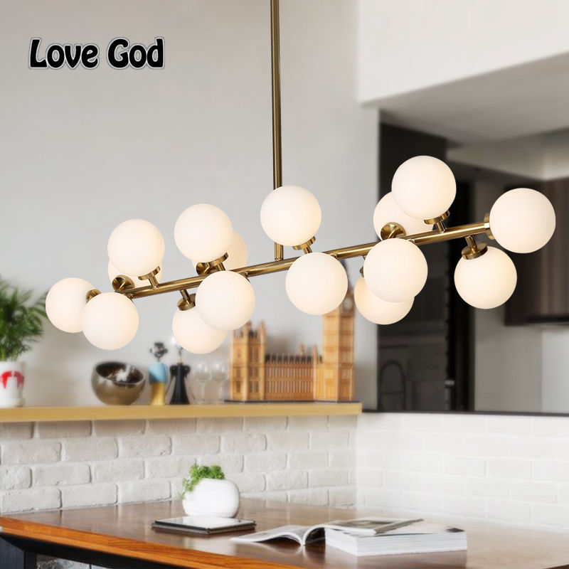 modern G4 LED pendant lights hanging lamp dining room ...