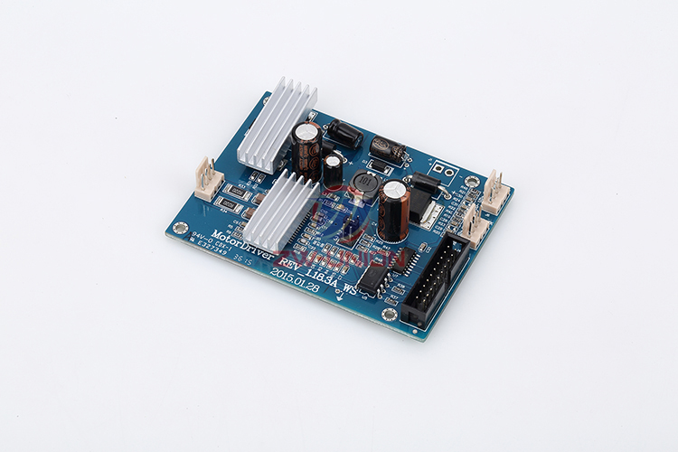 Galaxy UD-3212LC ECO Solvent Printer Motor Driver Board REV_1.183_WS galaxy ud 181la 181lc 2112la 2512la printer power supply board printer parts