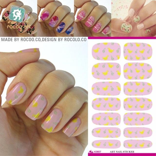 K56572016 Beauty Banana Fruit Nail Art Designs Diy Water Nail