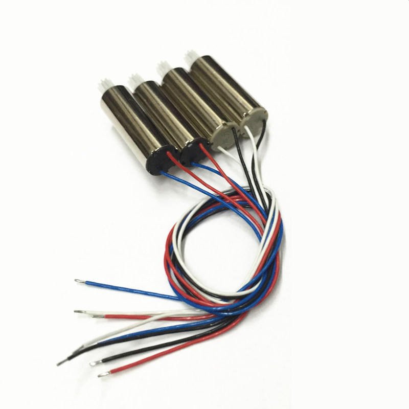 Syma X5C X5 X5C-1 Motor Engine RC Quadcopter Spare Parts Motors Replacements Accessory For Syma X5C X5 Quadcopter Motor vending machine parts 1 sets motor cables for 60 pieces motors