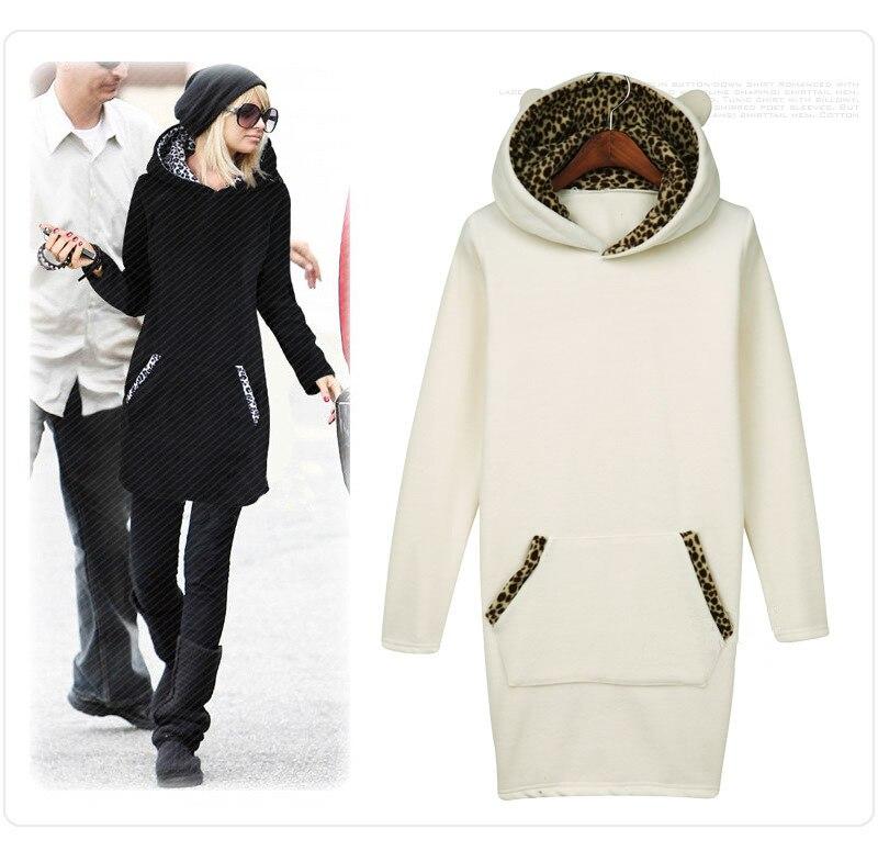 Online Get Cheap Hoodie Black Leopard Women -Aliexpress.com ...