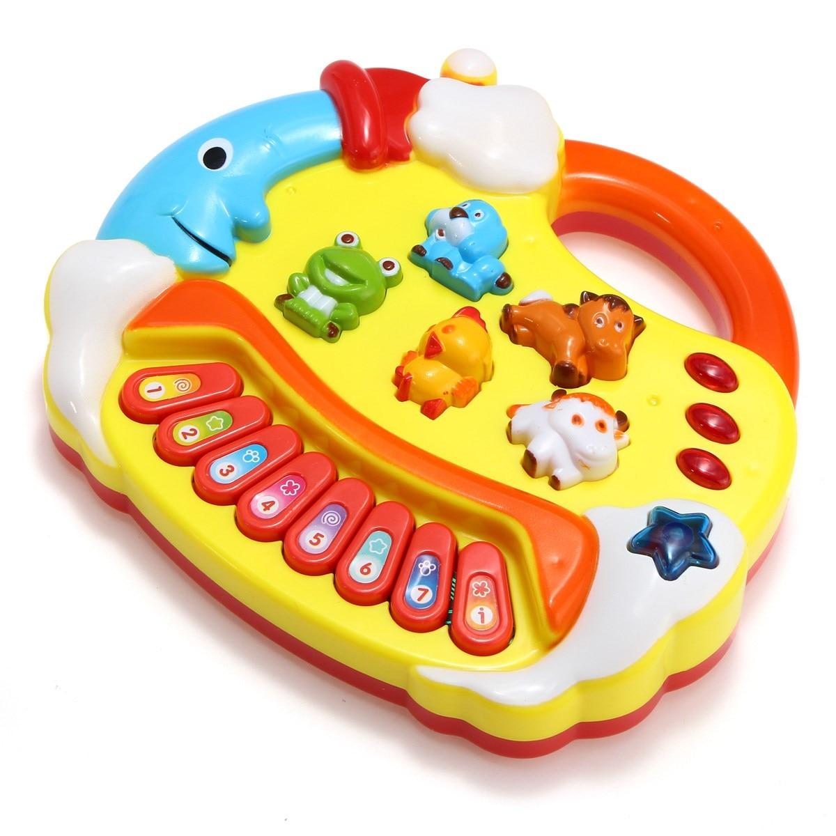 Funny-Lovely-Baby-Children-Kids-Musical-Educational-Animal-Farm-Piano-Toys-Developmental-Music-Toy-For-Children-2