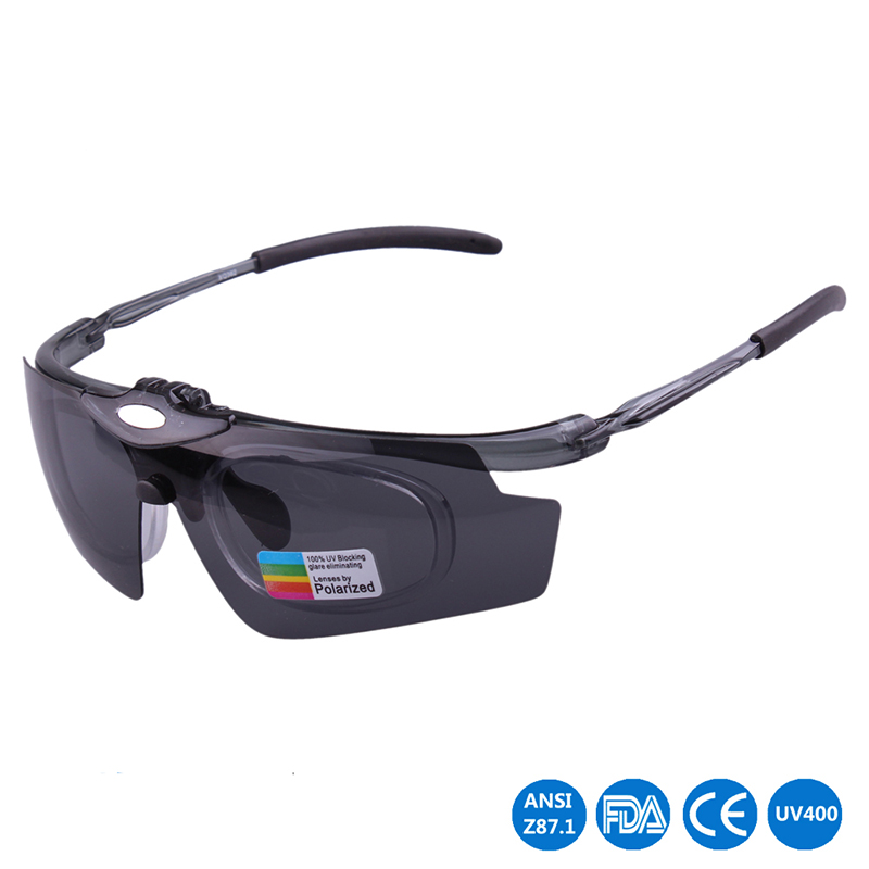 3 lens set Polaroid Sun Glasses Men Driving cycling Sunglasses Outdoor sports women Eyewear for driving golf