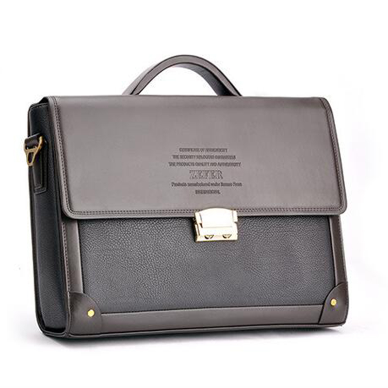 ФОТО Men Laptop Messenger Bag Leather  Briefcase  Best Mens Business Shoulder Bags For Men Satchel Bolsa Masculina Mujer De Franja