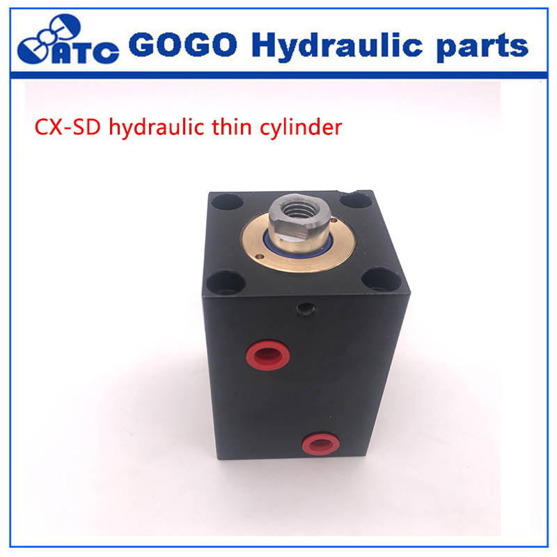 CX series of CX SD CX LA CXR SD CXR LA thin hydraulic cylinder bore 50mm