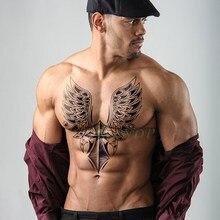 Tattoo Männer Flügel Kaufen Billigtattoo Männer Flügel Partien Aus