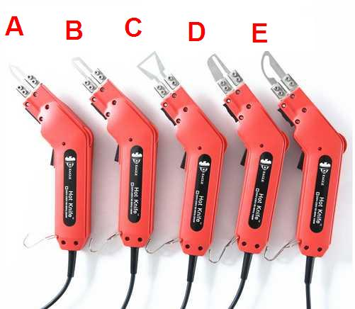 Electric Heating Tailor Scissors Tailor/'s Heating Cloth Fabric Cutter Heat Cut