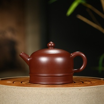 purple sand teapot tea wholesale undressed ore purple purple clay mud zhu mitral pot of new product recommendation