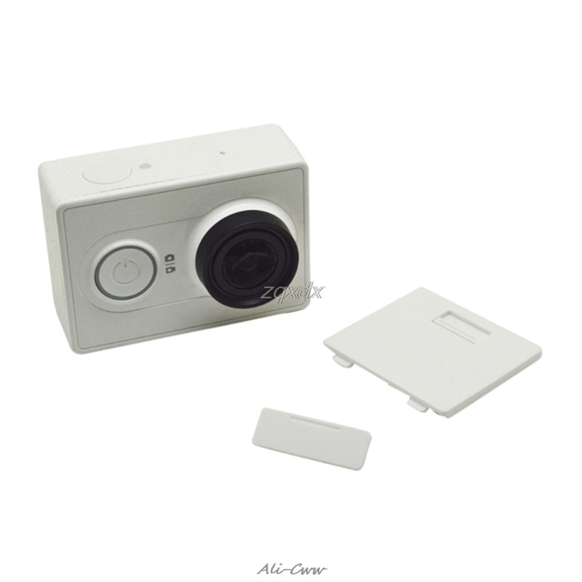 Battery Back Cover & Side Door Accessroy For Xiaomi Yi Sports Action Camera