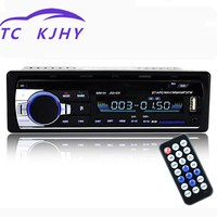 Vehicle Mounted Bluetooth MP3 Player Auto Car MP3 Player OLED Color Screen Car Card Machine Radio for Car CD Player DVD Display