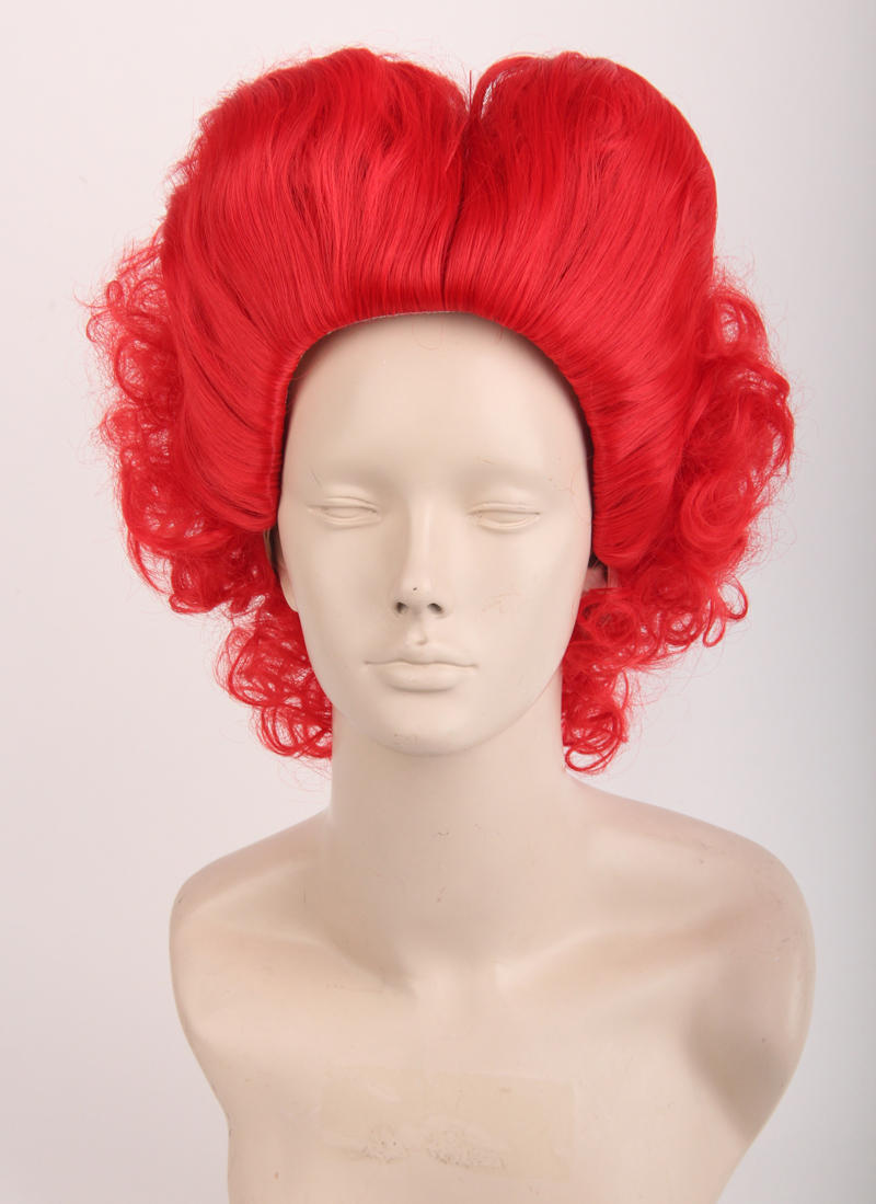 short red halloween wigs 72 - Red Wigs For Halloween