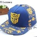 Yienws Hipster Children Fitted Hats Boy Baseball Cap Kids Snapback Caps Hockey Gorras Planas Hip Hop Cap H678