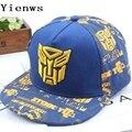 Yienws inconformista niños equipados sombreros boy gorra de béisbol niños snapback caps hockey gorras planas hip hop cap h678