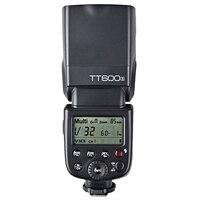 Gốc Godox TT600S Đa Chức Năng 2.4 Gam Không Dây X Hệ Thống Speedlite Chủ và Nô Lệ Máy Ảnh Flash Light đối với Sony