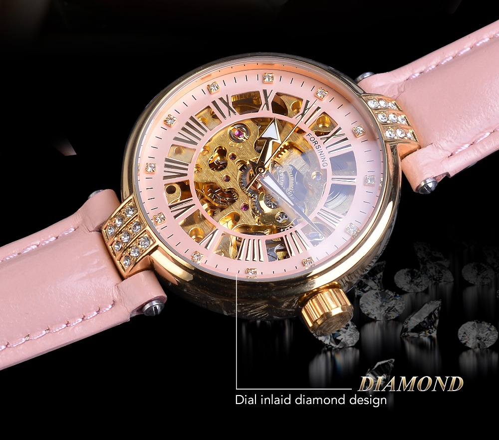 relogio feminino marca estrela relógio