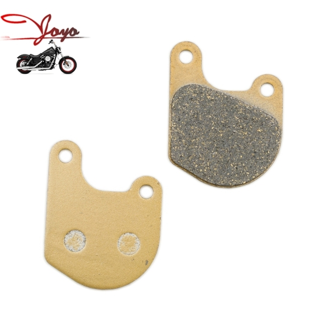 Motorcycle Disc Brake Pads For Harley Sportster XLH883 XLS/XLX1000 Roadster Dyna Wide Glide/Fat Bob/Low Rider 1978-1983 FA071