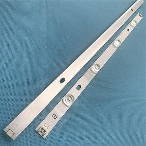 """Image 5 - LED バックライトストリップ LG 47 """"インチテレビ 9 ランプイノテック ypnl DRT 3.0 LG47lb5610 6916L 1715A 1716A LG47LY340C LG47GB651C 2 ピース/ロット"""